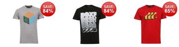 [the hut] Noch ein UK Schnäppchen: verschiedene Boxfresh T Shirts ab nur 5,99€ inkl. Versand