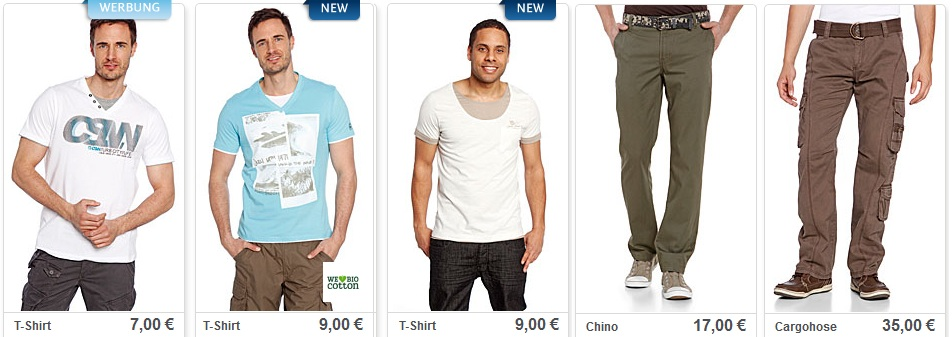15% Rabatt auf alles im C&A Online Shop & Versandkostenfreie Lieferung