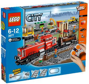 Lego City Güterzug für 102€ inkl. Versand (Preisvergleich 131€)