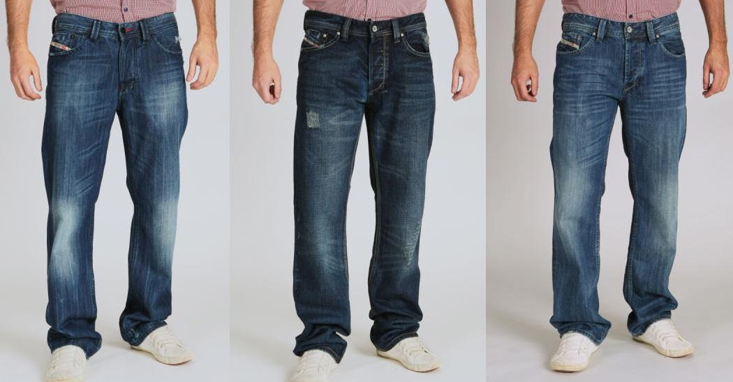 [Beeilung!] DIESEL Jeans für nur ~36€ inkl. Versand (3 verschiedene Ausführungen)
