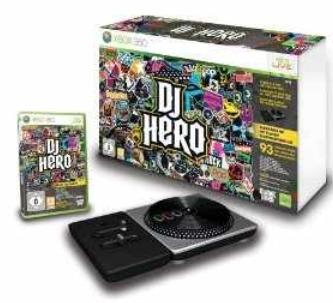 [Amazon] Wieder da! DJ Hero Bundle für XBox 360 nur 10,13€