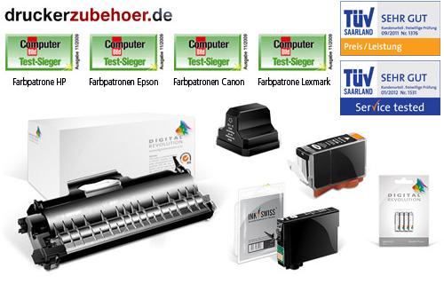 [Tipp] Gutschein für Druckerzubehoer.de im Wert von 16€ für nur 7€!