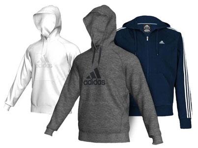 [eBay] Adidas Kapuzen Sweatshirt oder Jacke für je 26,99€ inkl. Versand
