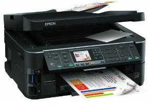 Epson Stylus Office All in One (WiFi, Ethernet, Drucker, Scanner, Kopierer, Fax) nur 105€ statt 145€ durch Cashback