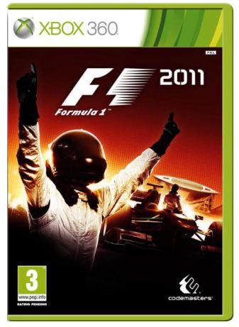 [the hut] F1 2011 für Xbox360 nur 19,18€ (Vergleich: 29€)