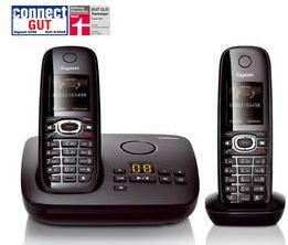 [meinpaket.de] Canton AS 85.2 SC für 176,99€ & Siemens Gigaset C595 Duo Festnetztelefon für 69,99€