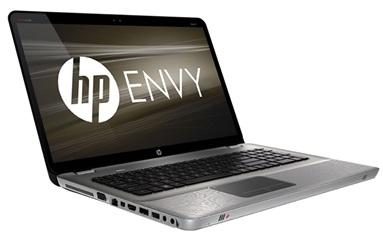 HP Envy 17 2110eg (Core i7, 8GB, Blu ray, HD6850M 1GB, Win7...) auf 999€ reduziert (statt 1299€)