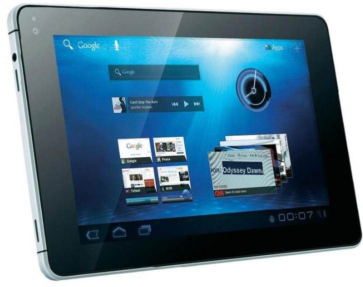 [TOP!] Huawei S7 Mediapad (Android 3.2 Tablet) mit 3G nur 1€ mit BASE 15€/Monat