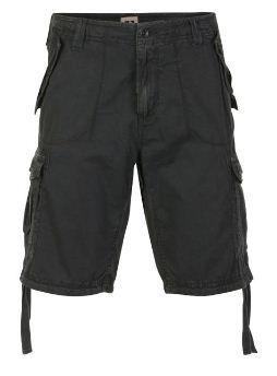 [the hut] Kangol Mens Salford Hoody für 13,57€ & Ringspun Mens Iniesta Shorts für 15,47€