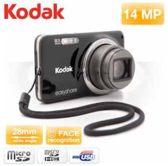 [iBOOD] 14MP Digicam: Kodak Easyshare inkl. Versand 75,90€