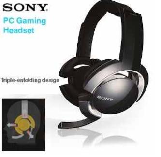 [iBOOD] Gaming Headset: Sony DR GA200, inkl. Versand 35,90€