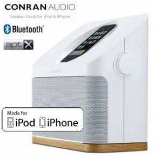 [iBOOD] i Docking System: Conran Audio Speaker Dock, inkl. Versand nur 105,90€