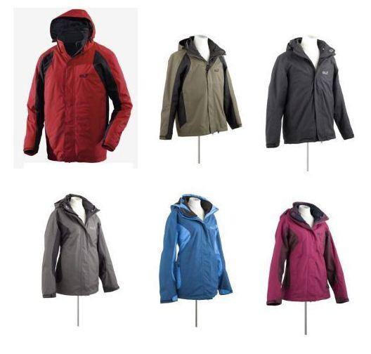 [eBay] Jack Wolfskin Cold Mountain Outdoor Funktionsjacke für 139,95€ inkl. Versand (Vergleich: 200€)