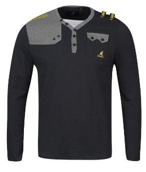 [the hut] Ringspun Mens Green Creek Shorts für 16,75€ & Kangol Mens Fez Jersey Long Sleeved T Shirt für 10,76€