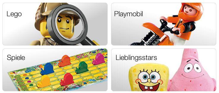 [Kaufhof] 15% Rabatt auf Spielwaren & Versandkostenfreie Lieferung! (Lego, Playmobil, und vieles mehr)