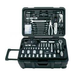 [Voelkner] 122 teiliger Werkzeugtrolly für nur 66,17€ inkl. Versand