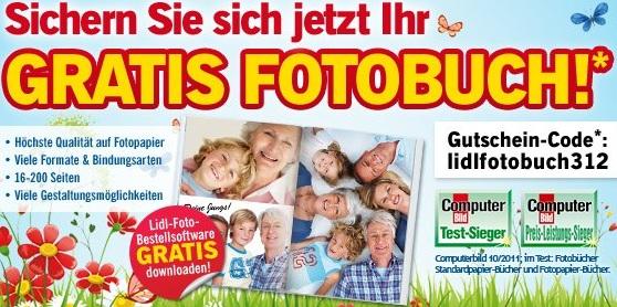 Gratis DIN A5 Fotoheft (16 Seiten) zzgl. 2,59€ Versand