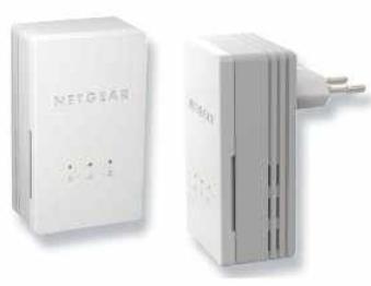 [ebay Wow] d LAN: Netgear Doppelpack AV200 Set inkl. Versand 39,90€
