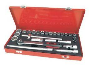 26 teiliger Mannesmann Steckschlüsselsatz M29160 für nur 19,90€ inkl. Lieferung