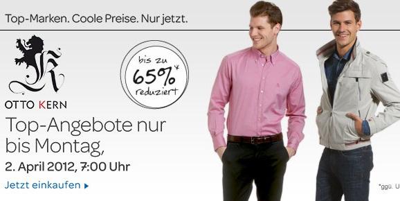 [eBay] FashionExclusives! Otto Kern Herrenbekleidung bis zu 65% billiger