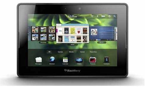 [Media Markt] Tablet: Black Berry, 7er PlayBook 16 GB 17,8 cm Display, 3 MP und 5 MP Kamera nur 199€