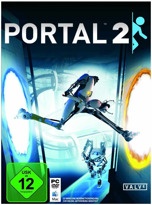 [Steam] PC Game: Portal 2 im download bei steam jetzt nur 6,79€