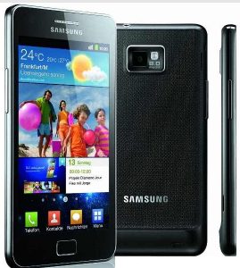 [ebay] Android 2.3 Smartphone: Samsung Galaxy S2 I9100 noble black, 8MP, 16GB inkl. Versand 389€€