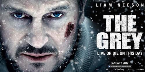 [Kino Tickets] Fast gratis bzw. kostengünstig an Tickets für den Film The Grey kommen!