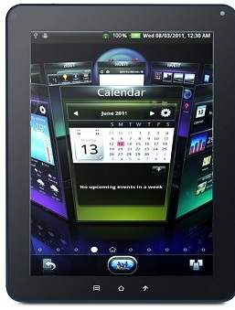 [Günstiges Android Tablet!] Viewsonic ViewPad 10E (9,7 Zoll, Samsung 1GHz A8, 512MB RAM, 4GB HDD, Android 2.3) für 229€ (Vergleich 260€)