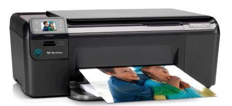 [eBay] HP Photosmart C4780 All in one Drucker (inkl. WLAN) für nur 45€ als B Ware (Vergleich: 92€)
