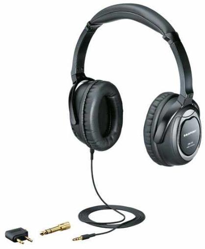 [ebay Wow] Kopfhörer On Ear: Blaupunkt Comfort 112 Noise Cancelling, inkl. Versand 49,99€