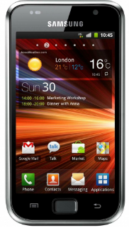 [ebay Wow] Android 2.3 Smartphone: Samsung I9001 Galaxy S, 5 MP Digicam inkl. Versand 259€