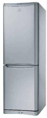 [ebay Wow] Edelstahl Kühl   Gefrierkombination: Indesit BAAAN 13, 306 l und Eff. A++, inkl. Versand 299€ (Vergleich 408€)