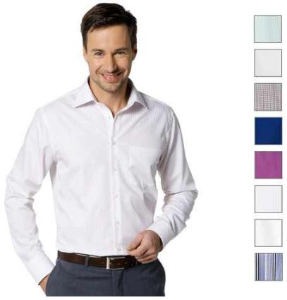 [ebay] Es wurde nachgelegt! Seidensticker Langarmhemden mit KENT Kragen, je 19,95€