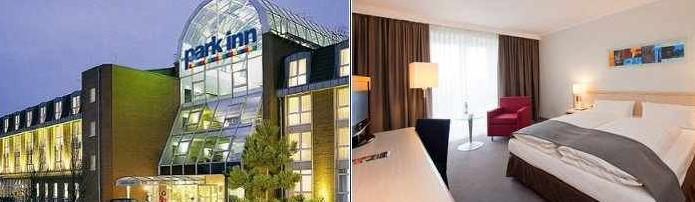 [ebay Wow] Hotelgutschein: 2 Personen, 2 Übernachtungen im 4* Hotel, Park Inn by Radisson, Düsseldorf Kaarst nur 88€