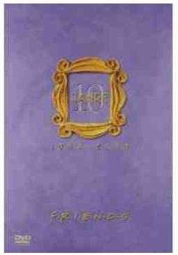 DVD Kultklassikerbox Friends (41DVDs) 59,97€