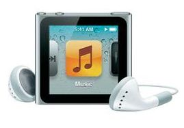 [Conrad] Apple iPod Nano 8GB für nur 100,90€ inkl. Versand