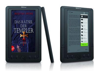 [ebay Wow #1] TrekStor e Book Player 7 inkl. Sennheiser Kopfhörer & 3 kostenlose e Books für nur 59,99€ inkl. Versand