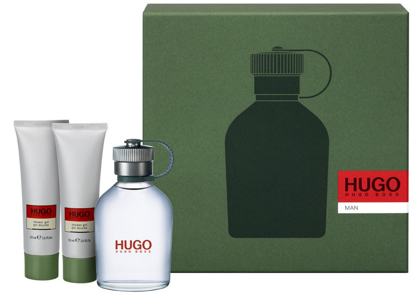 Hugo Boss–Hugo (EdT 100ml) + Hugo Boss After Shave +2 x Showergel (je 50 ml) + 4 GRATIS Artikel nur 34,95€ inkl. Versand