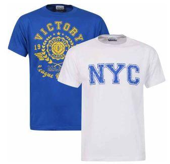 [the hut] Herren Kapuzenshirts von Bravesoul für 17,99€ & Varsity Doppelpack T Shirts für 14,69€