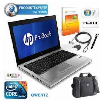 [iBOOD] 13,3 Notebook: HP ProBook 5330m mit Intel i5, HDMI inkl. Home Office 2010 und Versand nur 655,90€