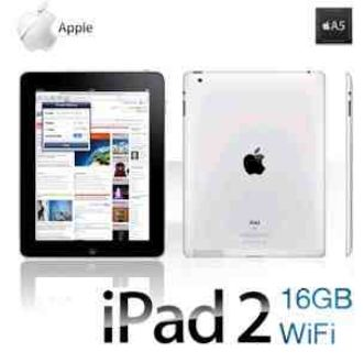 [iBOOD] Apple refurbished iPad 2: 16 GB WiFi Version, inkl. Versand 335,90€