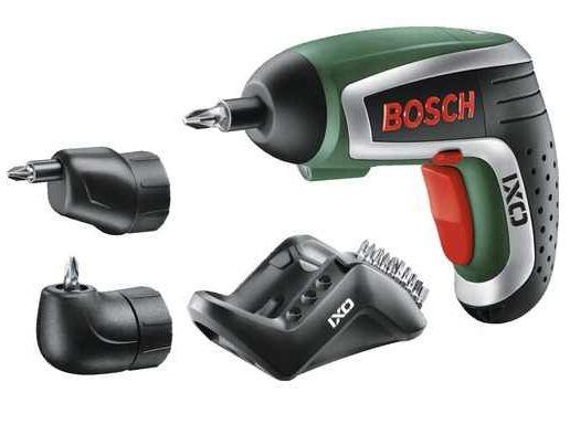 [Hornbach] Aktion: Bosch Akku Schrauber IXO IV im Set (mit Winkel  und Exzenteraufsatz) inkl. Versand nur 35€