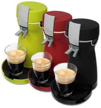 [ebay] Aktion: Kaffeepadmaschine Inventum inkl. Versand 22,49€