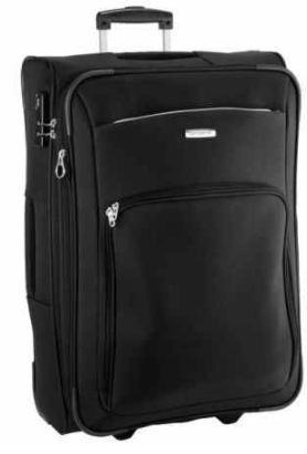 [ebay] 2 Rollen Koffer: Samsonite Atolas 65 cm schwarz, inkl. Versand 48,95€