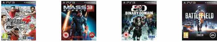 [thehut] Heute neue Aktion: Playstation Day mit guten Rabatten!