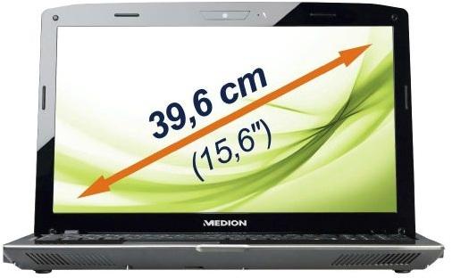 [Günstig!] Medion MD 98760 15,6″ Notebook (Core i3 2330M, Geforce GT555M, 4GB, 750GB) nur 399€