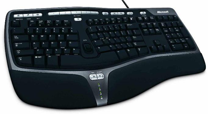 [digitalo] ergo. Tastatur: Microsoft Natural 4000 inkl. Versand nur 33,64€