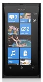 Nokia Lumia 800 NB effektiv für nur 268,75€ (Preisvergleich 340€)