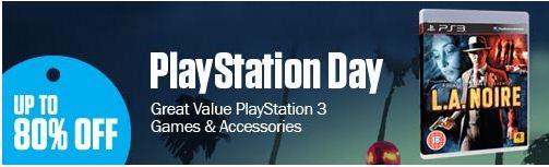 [the hut] PS3 Day mit bis zu 80% Rabatt auf Spiele & Zubehör!